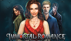 microgaming slots immortal romance