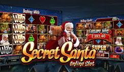 secrect santa bonus slots