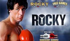 rocky playtech slots