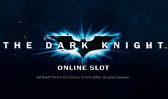 dark knight microgaming slot machine