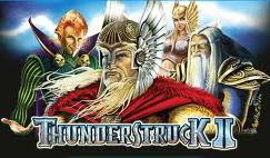 bonus slots thunderstruck II